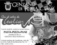 Pizza Romana el salvador PASTA PIZZA PANE Genzano di Roma