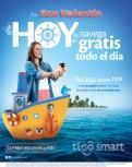 Regalo San Valentin HOY navega gratis todo el dia TIGO smart 4G - 06feb14