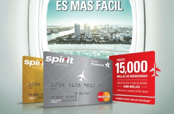 SPIRIT airlines el salvador Banco Promerica - 04feb14