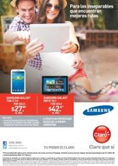 Samsung Galaxy NOTE 10.1 3G CLARO el salvador