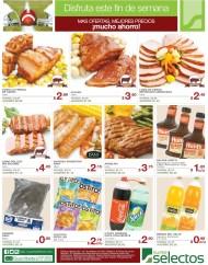 Super Selectos ofertas de fin de semana - 01feb14