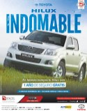 Toyota Hilux indomable seguro GRATIS - 04feb14