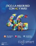 Utilizar la RED 4G TIGO el salvador