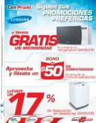 almacenes PRADO el salvador promociones preferidas - 08feb14