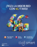 el salvador TIGO smart NAVEGA RED 4G