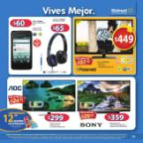 pantallas FULL HD ofertas Walmart Guia de compras No3 2014