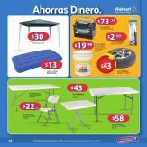 promociones jardin autos y mas Walmart Guia de compras No3 2014