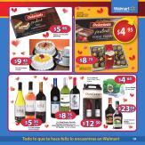 vinos chocolates postres Walmart Guia de compras No3 2014
