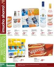 AHORRO con ofertas SUPER SELECTOS licores cervezas vodka - 06mar14