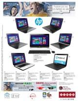 Computadoras portatiles HP laptop promociones SIMAN - 20mar14