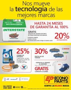 Descuentos y OFertas ECONO PARTS sv - 24mar14
