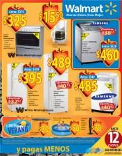 Electrodomesticos rebajados mas ofertas de VERANO WALMART sv - 21mar14