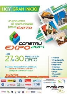 Encuentro de oportunidades para el EXITO costru expo 2014