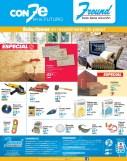 Ferreterias EL Salvador FREUND soluciones tapiz revestimiento de pared - 03mar14