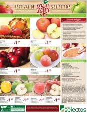 Festival de Manzana SUPER SELECTOS ofertas - 08mar14