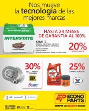 Interstate Batteries el salvador Econo parts - 10mar14