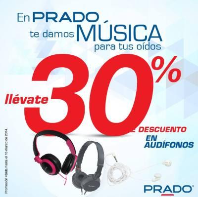 MUSICA para tus oidos DESCUENTO en audifonos PRADO El Salvador