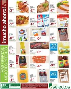 Mucho Ahorro Mejores Precios SUPER SELECTOS - 08mar14