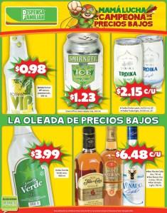 Oleada de precios bajos DESPENSA FAMILIAR ofertas - 29mar14