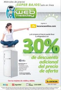 Precios super bajos WEBnesday LA CURACAO ONLINE - 04mar14