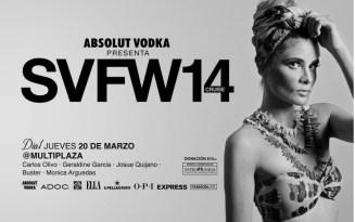 SVFW14 multiplaza fashion week AHORA jueves 20mar14