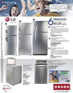 Siman.com compra ONILE electrodomestcs LG - 16mar14