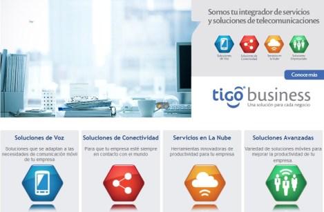 TIGO business EL SALVADOR datos conectividad nube - 24mar14