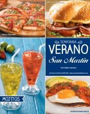 Temporada de Verano Restaurante y Panaderia SAN MARTIN el salvador - 31mar14