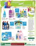 Tips y ofertas de limpieza del hogar SUPER SELECTOS - 22mar14