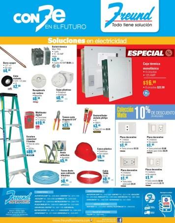 proyecto electrico accesorios y herramientas FREUND el salvador – 17mar14