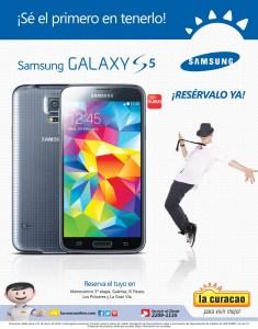 reserva y compra Samsung Galaxy 5 el salvador - 28mar14