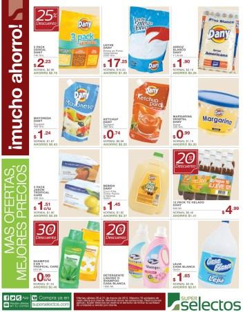 super selectos el salvador supermercado ofertas - 29mar14