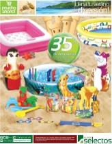 Descuentos en inflables flotadores y articulos de verano - 05abr14