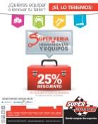 Feria de herramientas y equipos DESCUENTOS - 25abr14