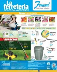 Ideas para tu jardin FREUND el salvador - 04abr14