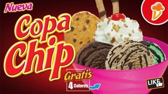Nueva Copa CHIP LA NEVERIA