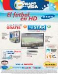 TIGO Start futbol en HD pantalla LA CURACAO - 05abr14