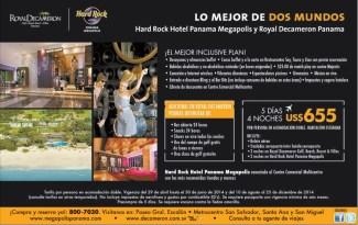 hard rockt hotel megapolis panama PROMOTION - 29abr14