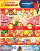 medallones nuggets alitas OFERTAS supermercado fresco - 09abr14