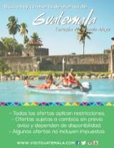 ofertas de vacaciones VISIT GUATEMALA - 04abr14