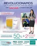 resultados fatastiscos para bajar de peso SACIAN buscalo en LAIN - 28abr14