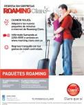 viaja conectado con ROAMING Claro - 11abr14