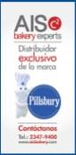 AIS c2 bakey experts DISTRIBUIDOR Pillsbury