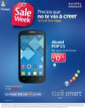 Alcatel POP C5 promotion TIGO - 05may14