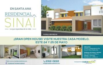 Comprar casa en SANTA ANA residencial sinai REAL STATE - 23may14