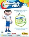 Credito pre aprobado para el mundial brasil 2014 LA CURACAO - 17may14