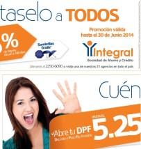 Deposito a plaza rentable INTEGRAL
