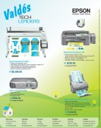 EPSON printer solutions PROMOTIONS valdes