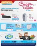 Electrodomesticos MASTERTECH refrigeradores y congeladores - 07may14