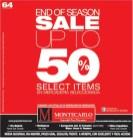 End of SEASON discounts - 23may14
